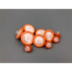 [CA] Filtres seringues en acétate de cellulose