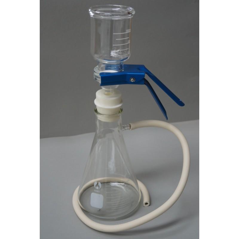 [AP47-B] unité de filtration en verre avec bouchon
