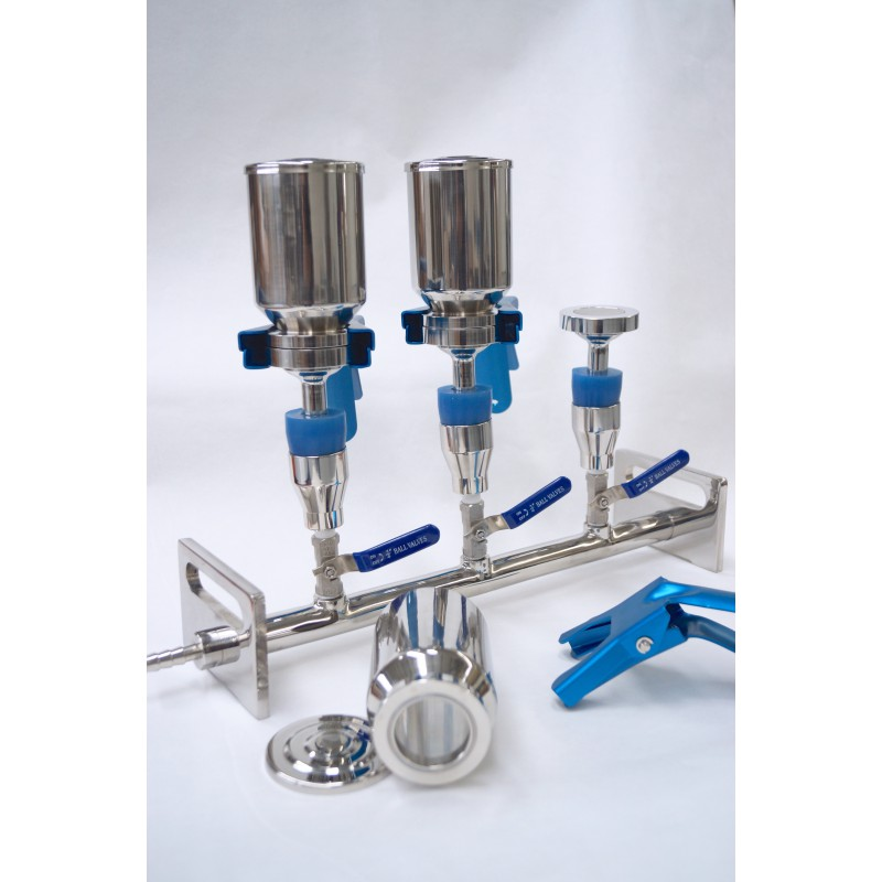 [RF3] 3-branch vacuum system